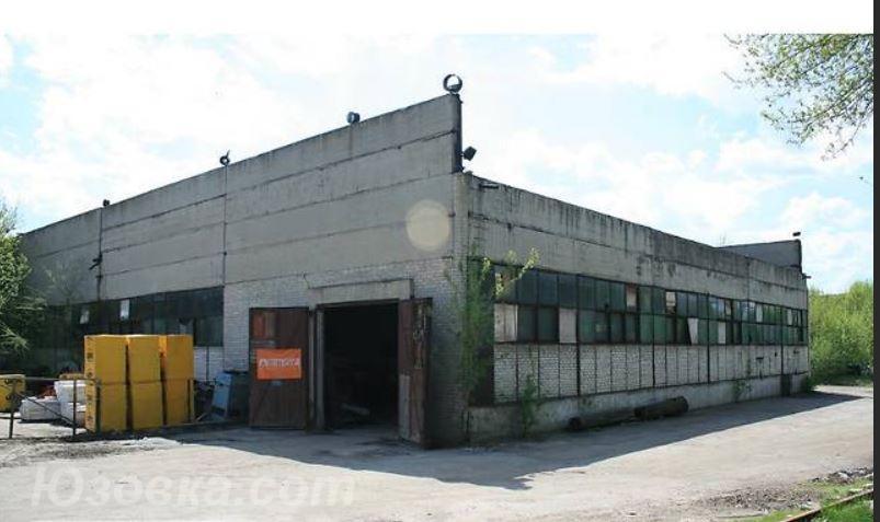 Продается цех 2812 м. кв Куйбшевский р-н, Донецк, ДОНЕЦК