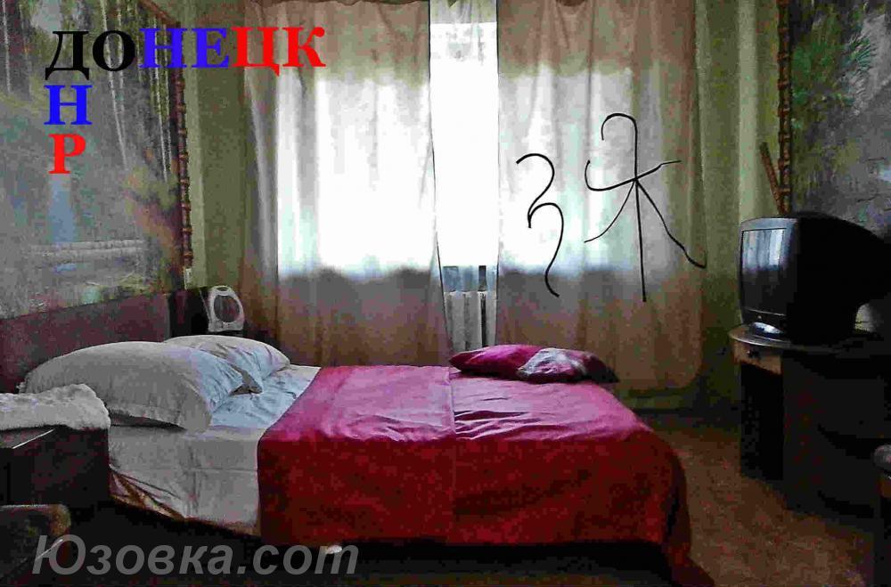 1-комн. квартира, 32м², с мебелью, 2/5 эт., ДОНЕЦК