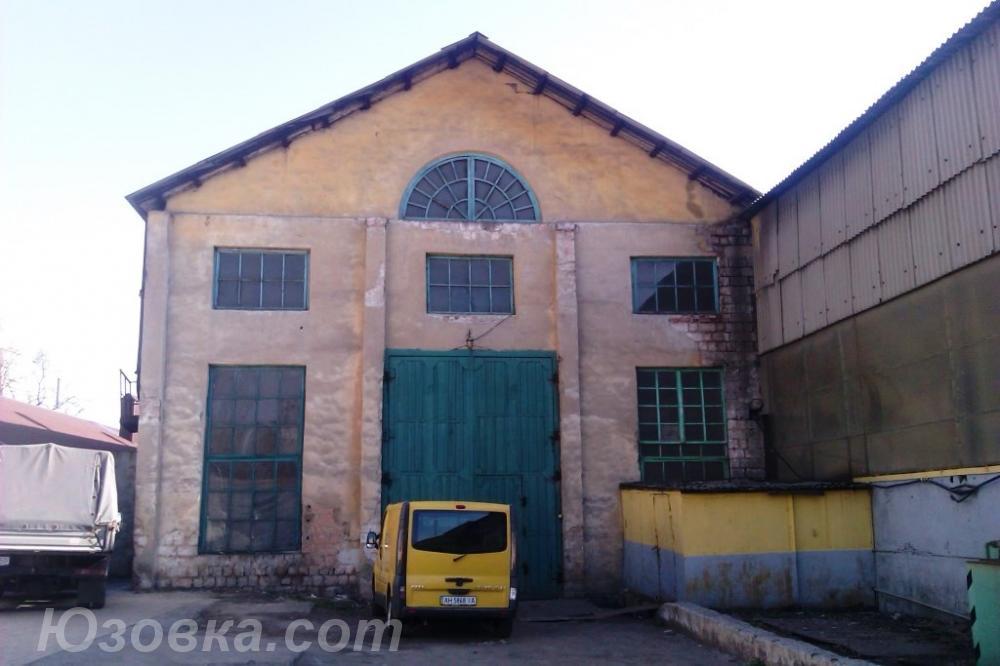 Продается производственная база Донецк, ДОНЕЦК