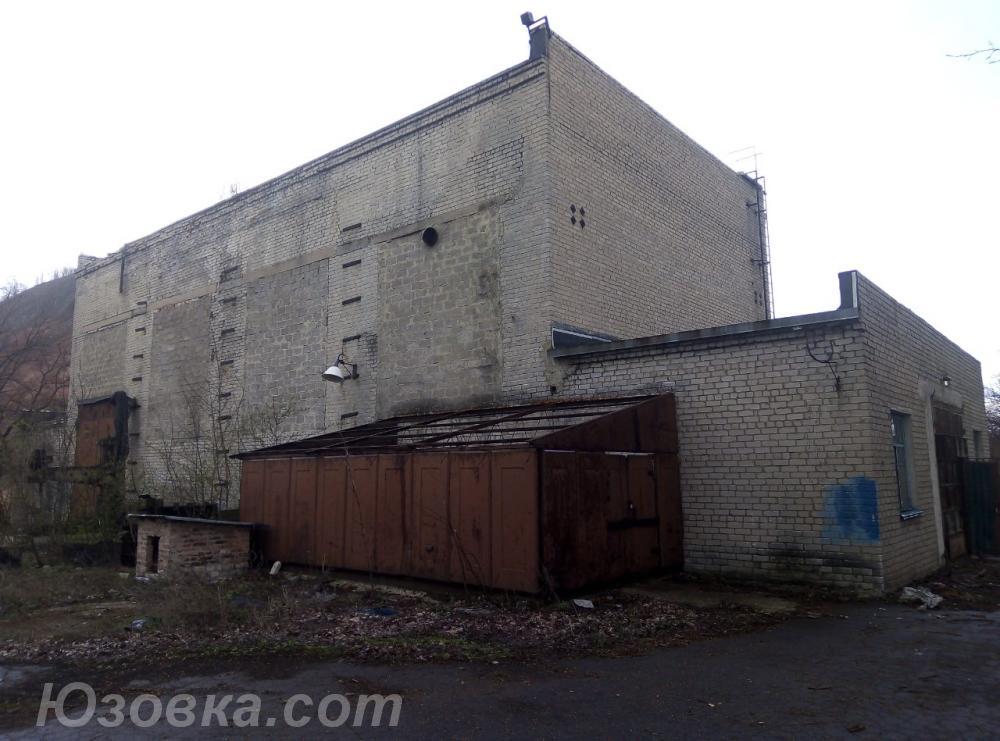 Производственный цех 500 м. кв Кировский район, Донецк, ДОНЕЦК