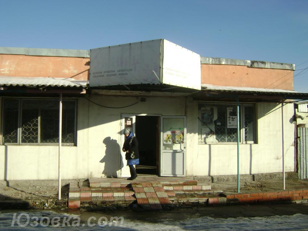 Продается магазин на Красном рынке 320 м. кв , Макеевка, Макеевка