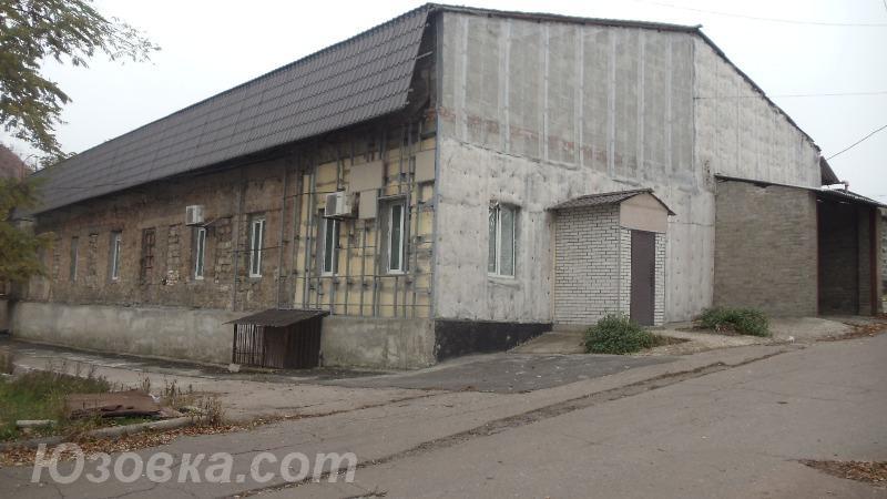Продается здание цеха Куйбышевский район, Донецк, ДОНЕЦК