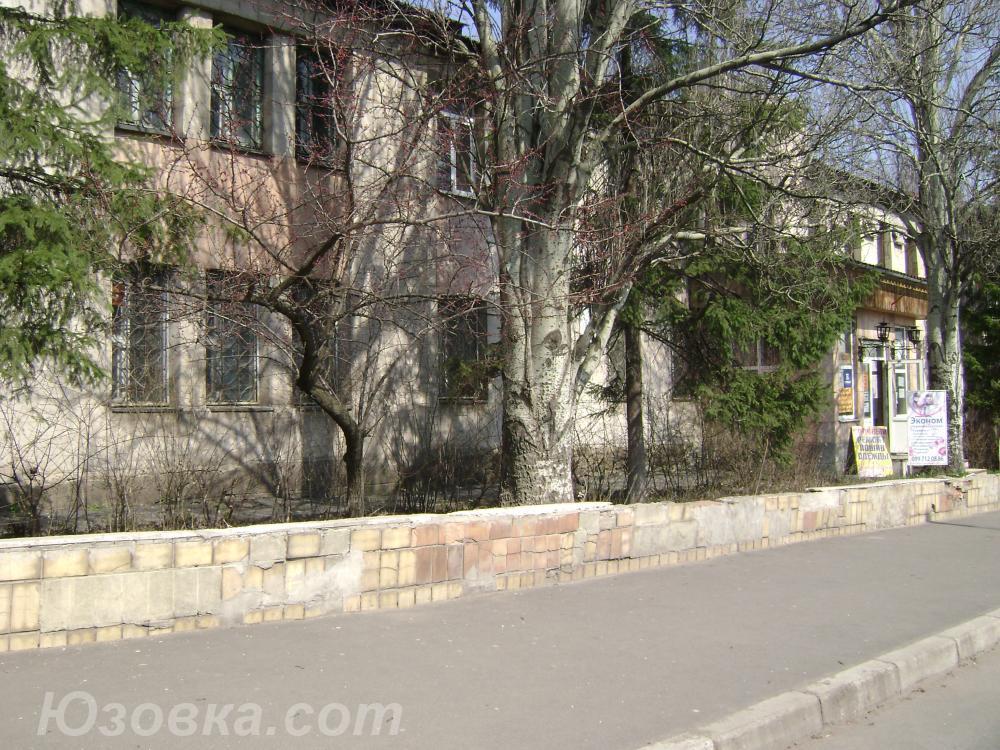 Продается офисное здание 1100 м. кв Куйбышевский район, . .., ДОНЕЦК