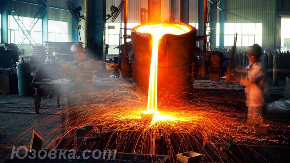 Металлургическое производство 9000м. кв. Харцызск, Харцызск
